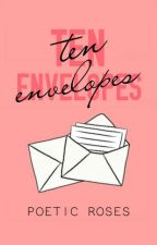 Ten Envelopes by purplestarz1
