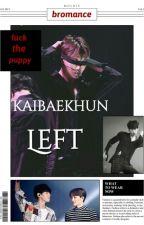 Left//KaiBaekHun by midnightmilkshake