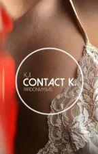 Contact K | Jongin (Discontinued) by pardonmybias