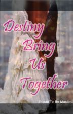 Destiny Brings Us Together. (On Hold) by Proud-To-Be-Muslim