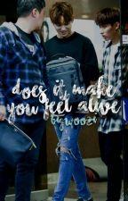 Does it Make You Feel Alive? | Mingyu by bigwoozi