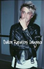 Dalton Rapattoni Imagines #Wattys2016 by Dalton_Will