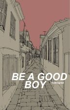 be a good boy; vkook by -quietisviolent