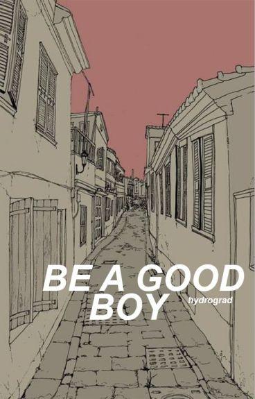 be a good boy; vkook