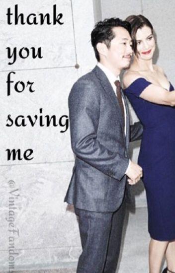 Thank You For Saving Me (Stauren)