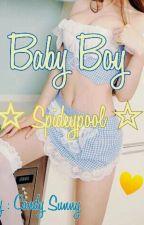 Baby Boy ☆ Spideypool ☆ by Candy_Sunny