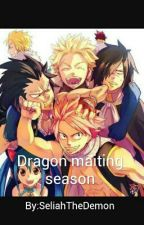Dragon maiting season by SeliahTheDemon
