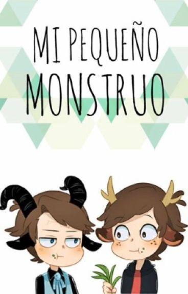 Mi Pequeño Monstruo | Billdip | Monster Falls AU