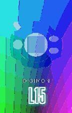 DIGIMON L15 : nuestro propio resplandor by nekohikari20