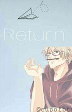 {America X Reader} Return by 2pAmerica