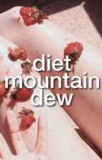 diet mountain dew ≫ l.h (discontinued)  by colahemmings