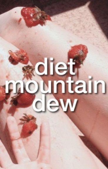 diet mountain dew ≫ l.h