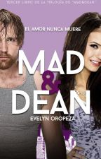 mad&dean | dean ambrose | book 3# by eve-andthestars