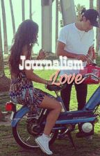 Journalism Love. by sxvntn
