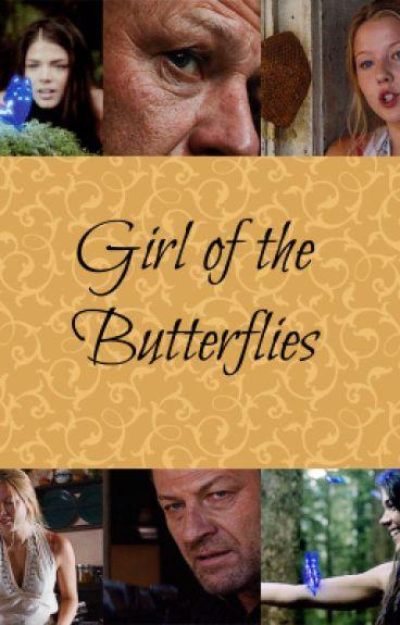 Girl of the Butterflies:::a True Blood/Jupiter Ascending fiction by maggiemayhem