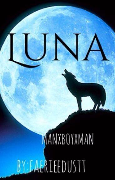 Luna (ManxBoyxMan) (Werewolf)  (Mpreg)