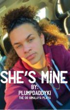 She's Mine by OlQWERTYBastard