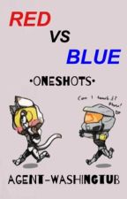Red vs Blue Oneshots by agent-washingtub