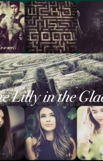 The Lilly in the Glade