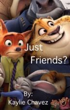 Just friends? A Zootopia fanfic {DISCONTINUED} by Majestic_Potato4