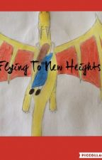 Flying To New Heights by SilverAura_Tobias