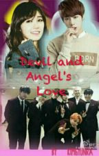 Devil And Angel's Love[eunji and Jin bts FF]  by pinkynochus