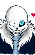 Undertail (Sans x Hybrid! Reader) by Killer-Puppet