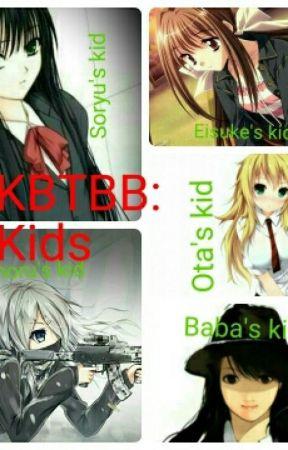 Kiss By The Baddest Bidder: Kids by starwarsrockz