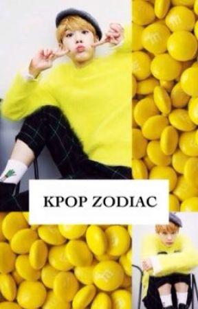 Kpop Zodiac by tenguinn