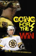 Going For The Win (A Boston Bruins Story) by Batmananddemon