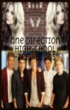 One Direction Highschool (One Direction Fan-Fiction) by ZeFiveLads