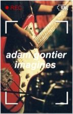 Adam Gontier Imagines by aesthetic-walst