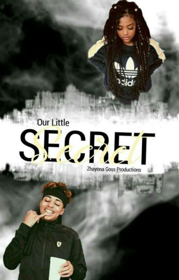 Our Little Secret  || Lucas Coly [Completed]