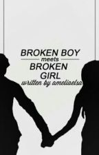 Broken Girl by ameliaelsaa