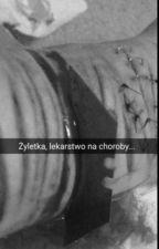 Żyletka, lekarstwo na choroby... by Tysiv_v