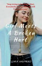 Girl Meets A Broken Hart - GMW by MayaP_Hartx