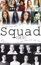 Squad  o.m  by Vixkyrst