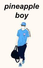pineapple boy   kim taehyung ff by kinqyoonqi-