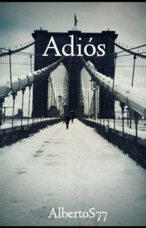Adiós by AlbertoS77