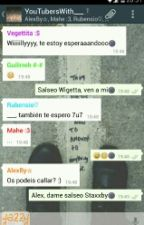 WhatsApp (YouTubers Y Tu) by Rubiuh-Forevah