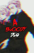 A Bloody Duo (Prussia ➕ Germany) by sebustian231