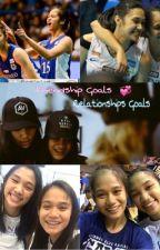 Friendship goals > Relationship goals by thegreaatlouisse