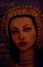 mi lady anne boleyn by mansahgomez