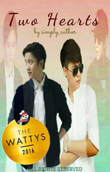 TWO HEARTS (Book 1 & 2) #Wattys2016