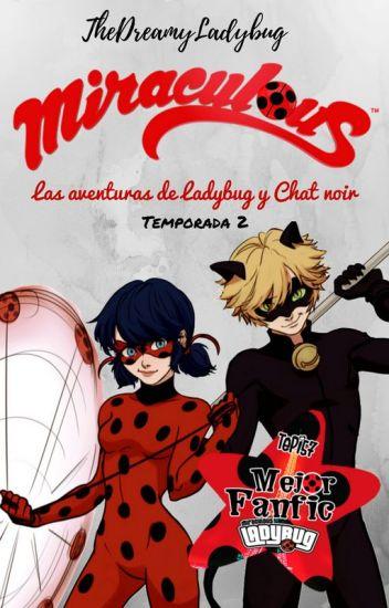 Prodigiosa: Las Aventuras De Ladybug Y Chat Noir (Temporada 2) *Completa*