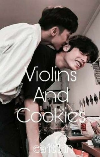Violins And Cookies (Phan AU)