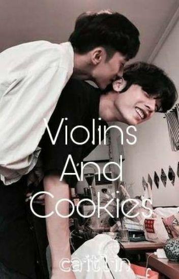Violins And Cookies (Phan AU)