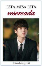 Esta mesa está reservada [WooGyu] by Kim-Inspirit