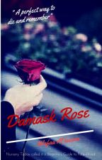 Damask Rose by WafaaAlHusain