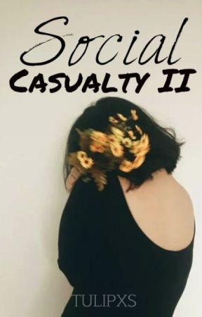 Social Casualty II ಌ m.c by tulipxs